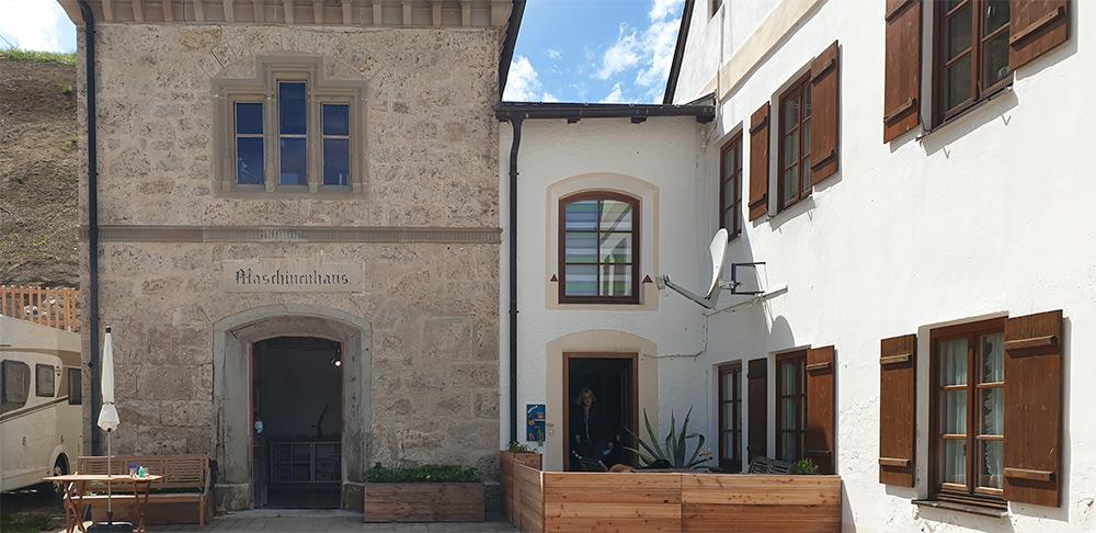 Maschinenhaus
